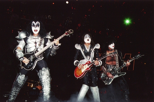 21 mars 1999, à Paris-Bercy POPB Psycho Circus World Tour